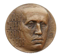 130the Karel Čapek Medal
