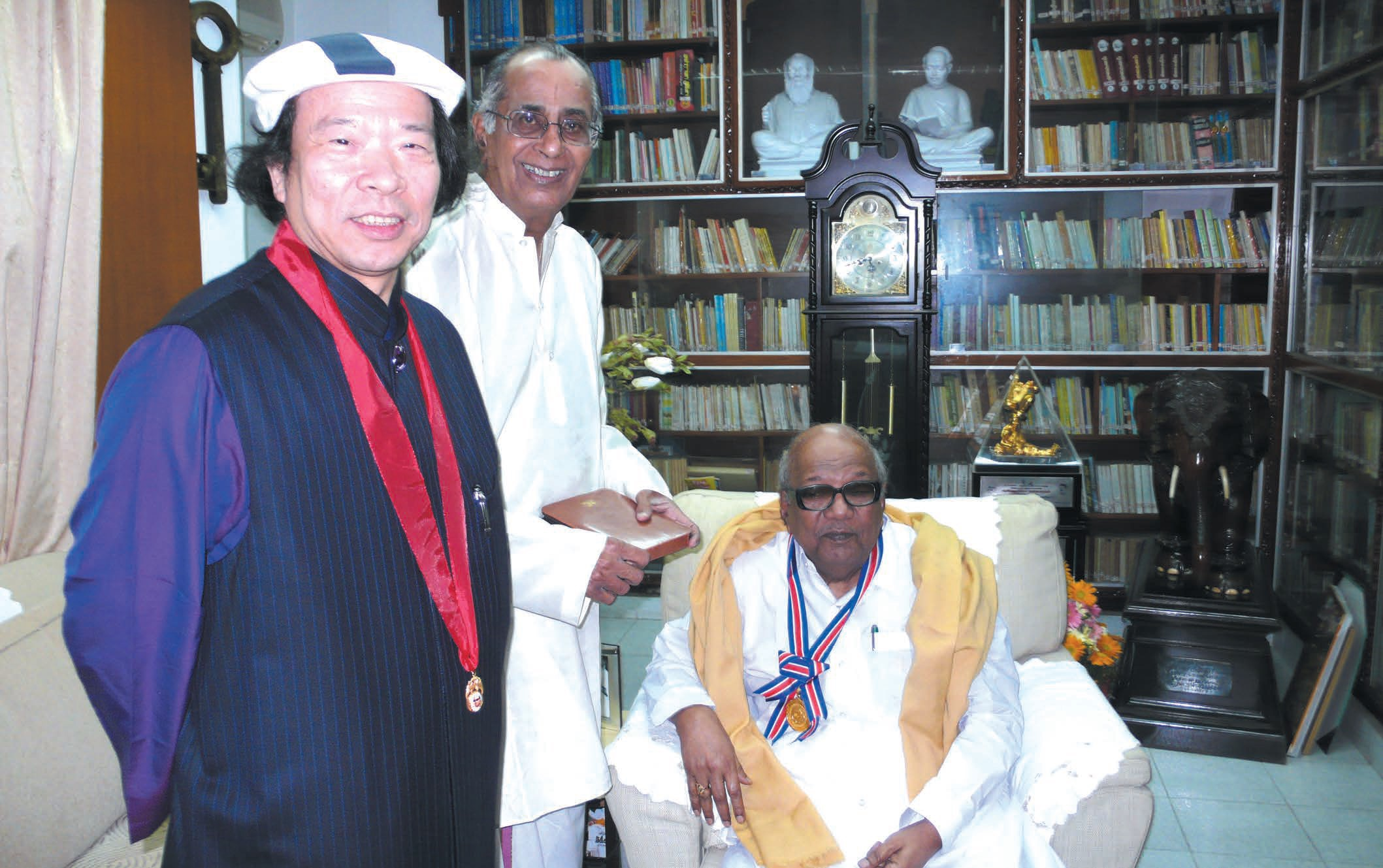 51Mr. M. Karunanidhi